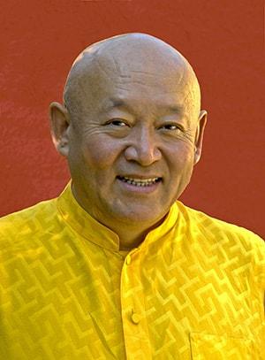 HH Drikung Kyabgon Chetsang