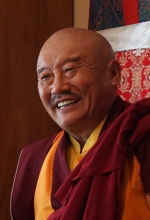 Lamchen Gyalpo Rinpoche